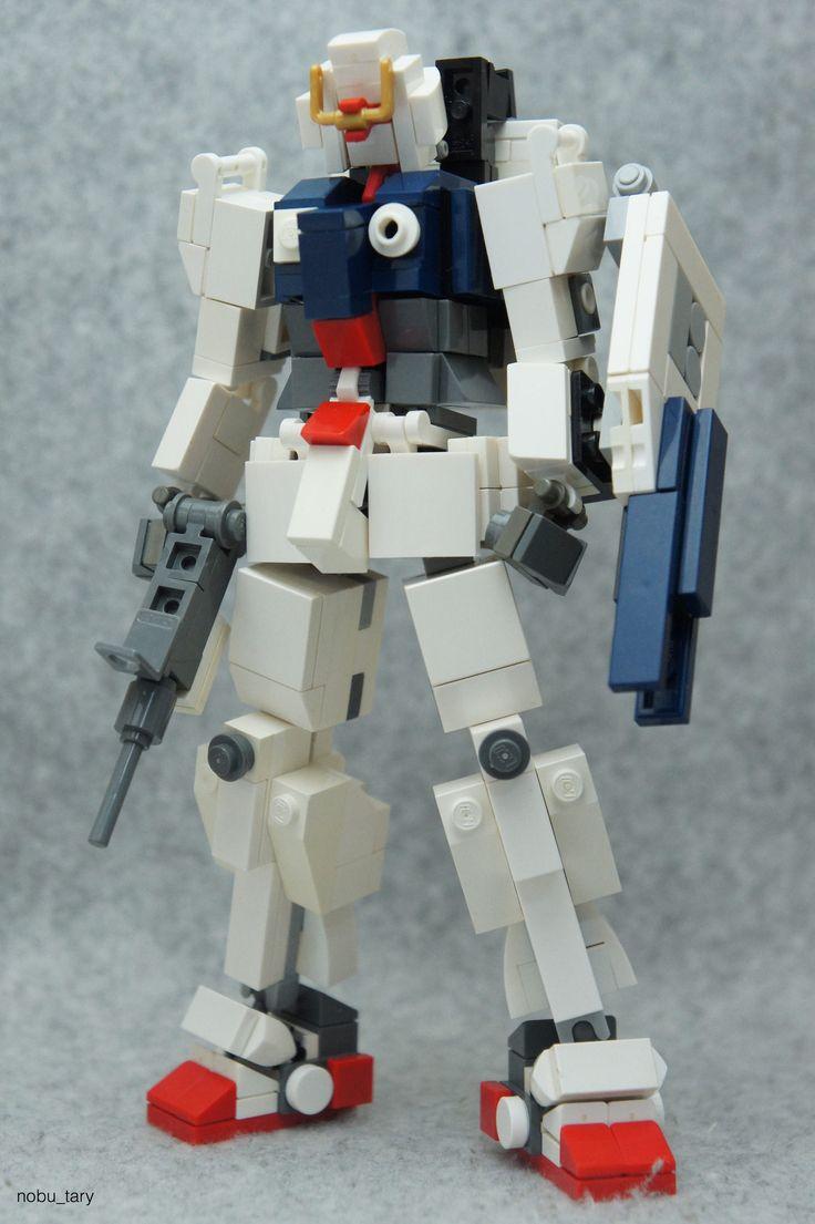 https://flic.kr/p/XGd3fF   Gundam Ground Type   RX-79[G]