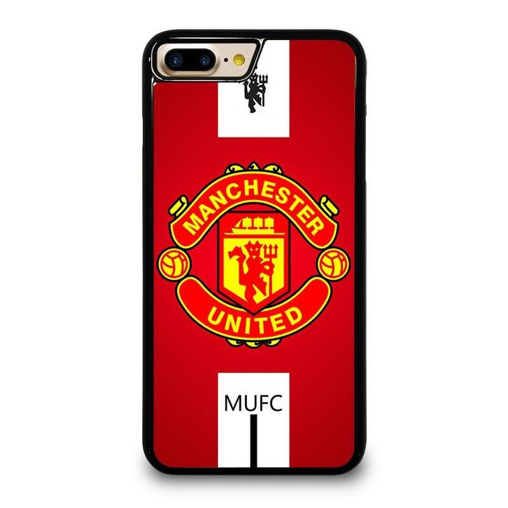 MANCHESTER UNITED RED DEVILS iPhone 4/4S 5/5S 5C 6/6S 6/6S 7/7S Plus SE Case Cover