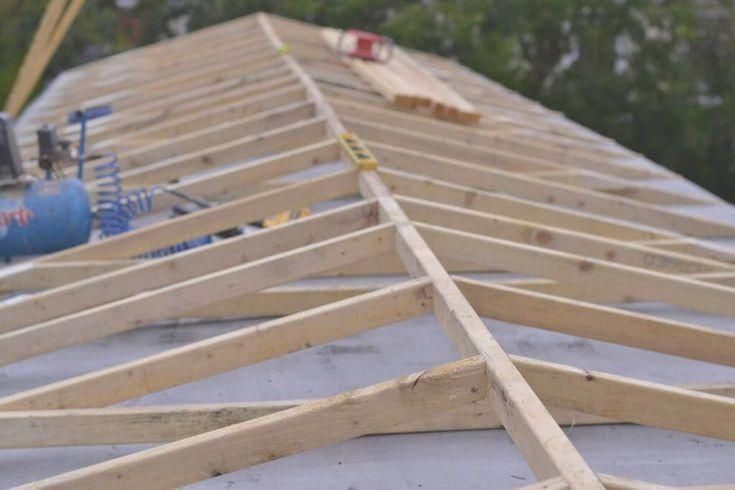 Tired Of Putting Up With Flat Roof Problems Many Homeowners Choose To Convert Their Flat Roofs To Pitc Mobile Home Roof Flat Roof Replacement Flat Roof Repair