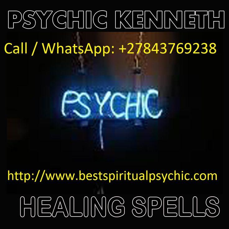 Online Psychic Reading, Call Healer / WhatsApp +27843769238
