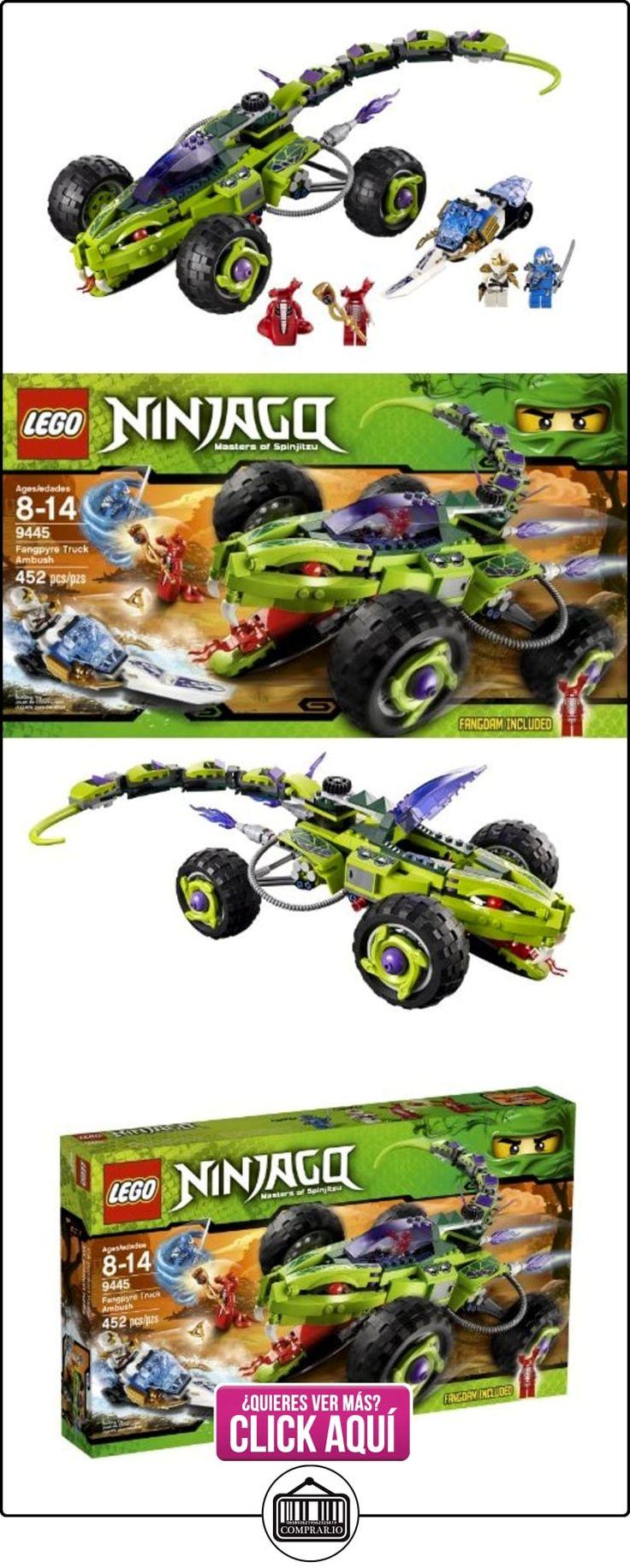 LEGO Ninjago Fangpyre Truck Ambush 452pieza(s) - juegos de construcción (Multicolor)  ✿ Lego - el surtido más amplio ✿ ▬► Ver oferta: https://comprar.io/goto/B005VPRFJS
