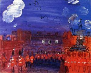St. James's Palace - Raoul Dufy - The Athenaeum
