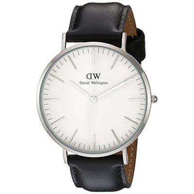 Chollo en Amazon España: Reloj Daniel Wellington DW00100020 por solo 87,88€ (un 54% de descuento sobre el precio de venta recomendado y precio mínimo histórico)