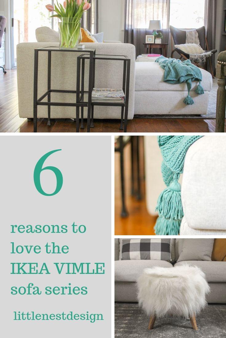 Ikea Vimle Sofa Review Ikea vimle sofa, Ikea vimle