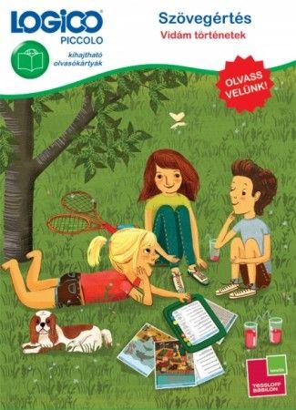 http://naplokonyv.hu/logico-piccolo-5407-szovegertes-vidam-tortenetek  LOGICO Piccolo 5407 - Szövegértés: Vidám történetek