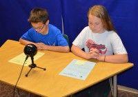 Morning News Show | Poplar Bridge Elementary School