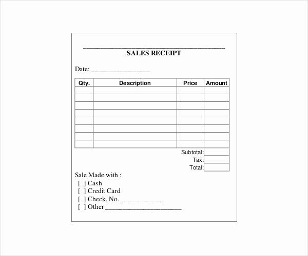 Lovely 20 Printable Cash Receipt Templates Pdf Word Receipt Template Free Receipt Template Invoice Template