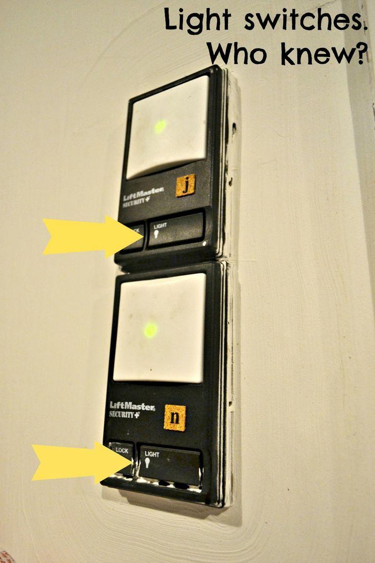 Best 25 automatic garage door ideas on pinterest garage door can i tie other lights in the house to the garage door opening answer wiring additional lights to an automatic garage door opener would rubansaba