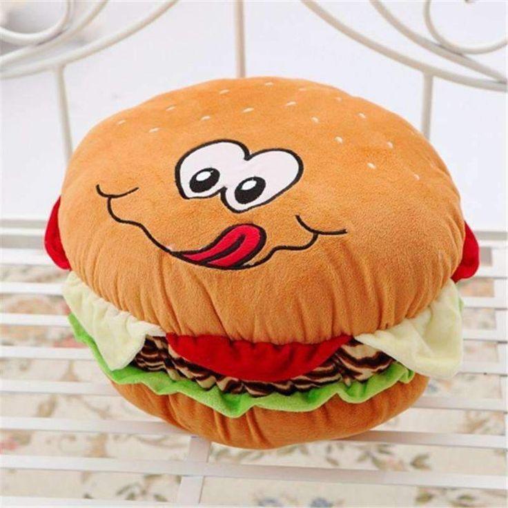Hamburger Sleeping Cushion I GoPurchase |