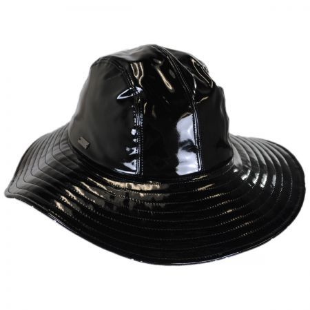 WIDE BRIM RAIN HAT why has this not been around sooner available at #VillageHatShop