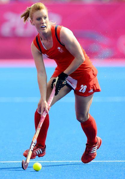 Nicola White - Hockey.