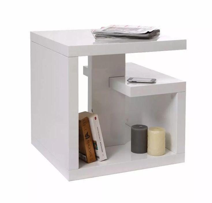 Mesa Tv, Lcd, Mesita Auxiliar, Diseño Moderno - Tau 25 - $ 1.530,00 en Mercado Libre