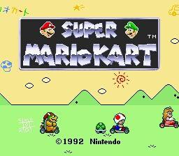 Super Famicom Super Mario Kart on the RetroN5 System No Filter #Retron5 #Videogamesnewyork #Retron5ScreenShots #Hyperkin