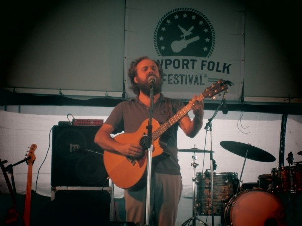 Iron & Wine put on an unexpectedly fantastic non-acoustic show at Newport Folk Festival.