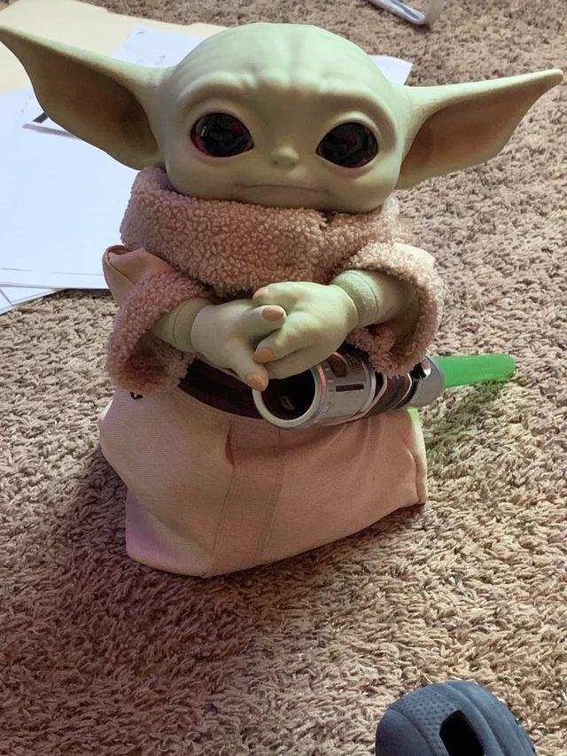 Pin on Protect Baby Yoda