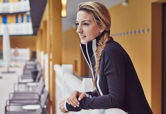 Une sportive hors-du-commun. A seulement 23 ans, Pauline Ferrand-Prevot a déjà autour de son cou plusieurs médailles de championne du monde de cyclisme sur route et de cyclo-cro