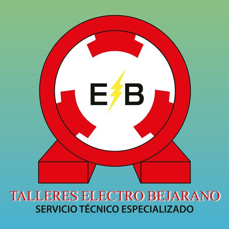 Logo vectorizado y modificado para Talleres Electro Bejarano