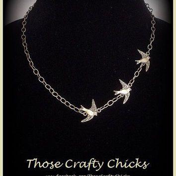Divergent Necklace