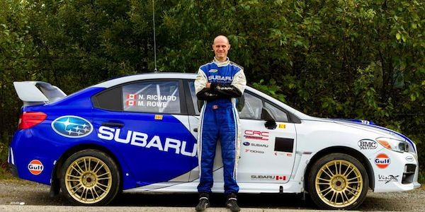 Complete specs revealed for first-ever 2015 WRX STI Rally car [video]