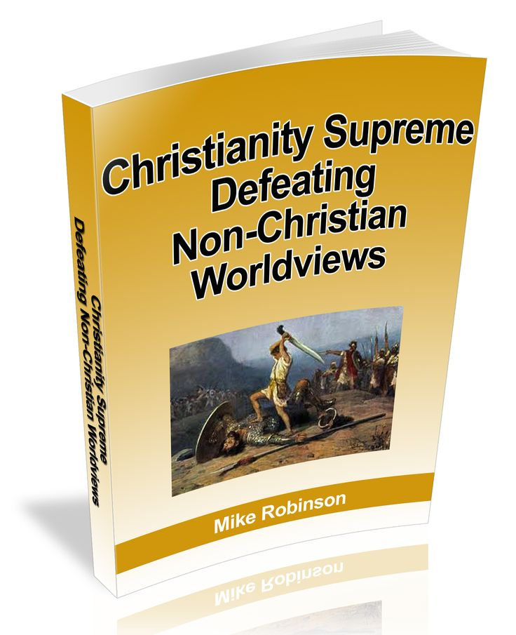 17 best my style images on pinterest christian pictures crosses christianity supreme defeating non christian worldviews defending the christian worldview against its rivals an ebook by michael robinson at smashwords fandeluxe Image collections