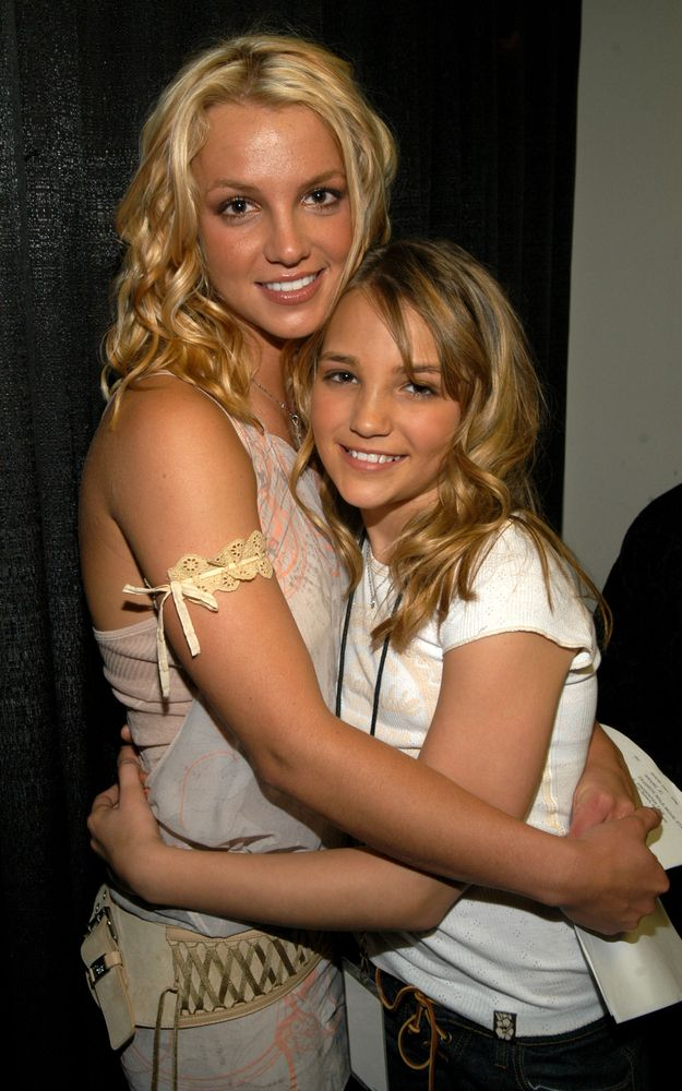 Britney Spears and That Other One | Community Post: The Beyonce And Solange Of Celebrity Siblings