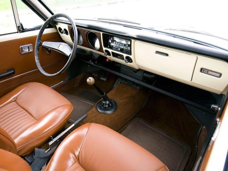 Toyota Corolla Sprinter US 1969-1970