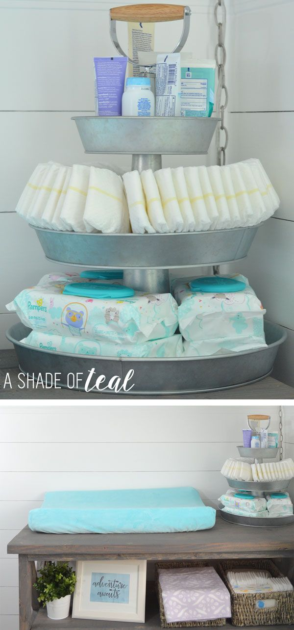 Where to find the Best 3-Tier Galvanized Stand's | A Shade Of Teal