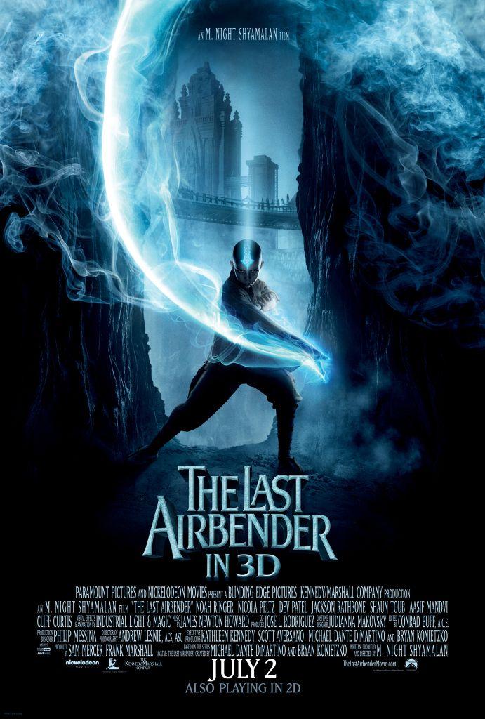 Le Dernier Maitre De L Air 2 : dernier, maitre, Avatar:, Airbender, Review, Movie, Reviews, Analyses, Movie,, Airbender,, Marvel, Posters