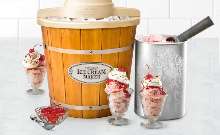 The 5 Best Home Ice Cream Makers 2017