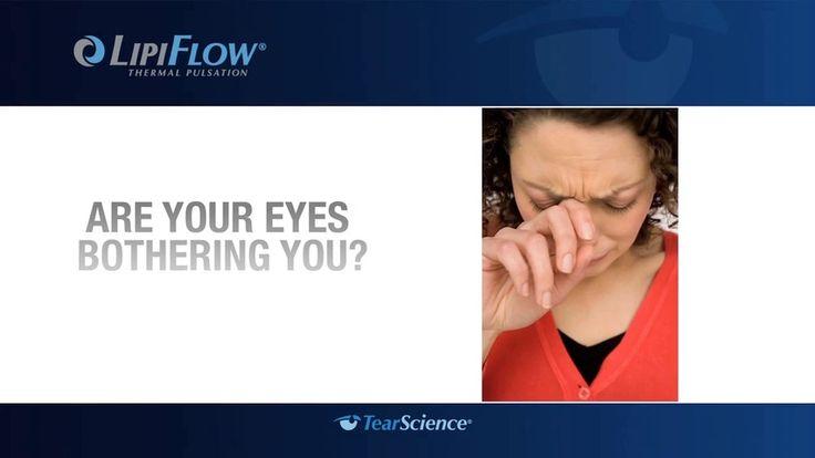 LipiFlow Patient Video - Philadelphia / New Jersey Treatment for Severe Dry Eye with Lipiflow