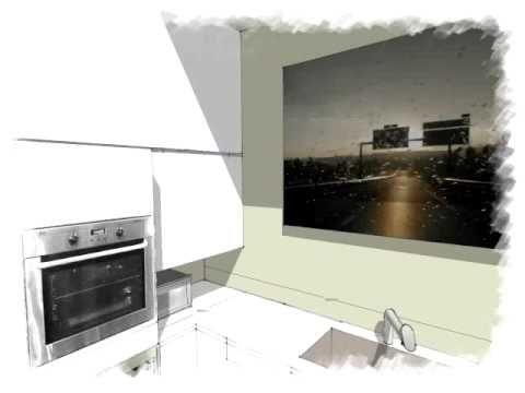 Progetto Cucina Bulthaup System 25-B3 GRIFRA / www.OGGETTI.IT - www.LAUR...