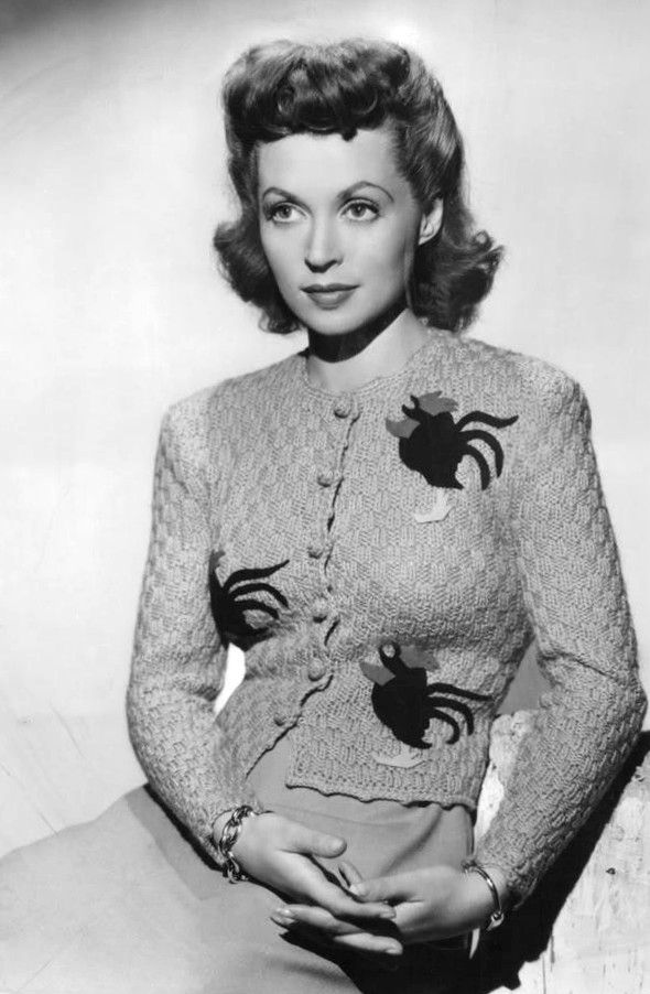 A publicity photo of Broadway actress Lilli Palmer from 1957