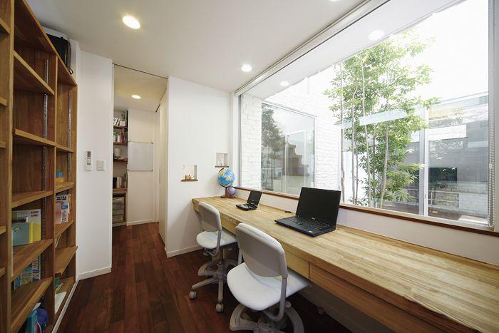 施工実例case32 | 神奈川での注文住宅は山下建設 イメージをカタチにする技術力で思いっきりMY STYLEの家を提案