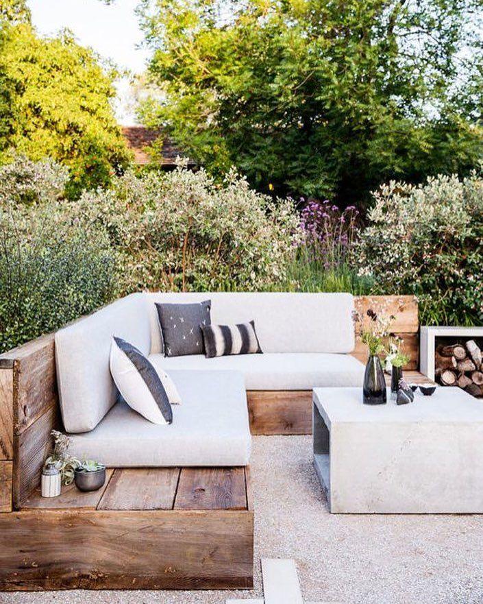 les 765 meilleures images du tableau terrasses balcons styl s sur pinterest. Black Bedroom Furniture Sets. Home Design Ideas