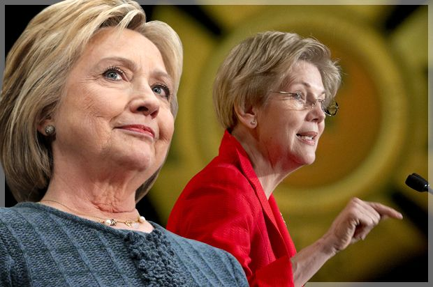 A Clinton-Warren ticket gets closer to reality: Progressives just might get their original dream candidate - Salon.com