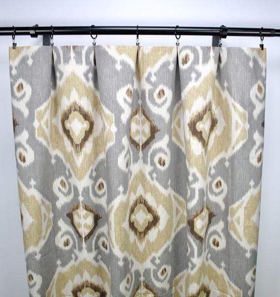 Magnolia Curtains Tan Curtain 2 Curtain Panels Curtains Home