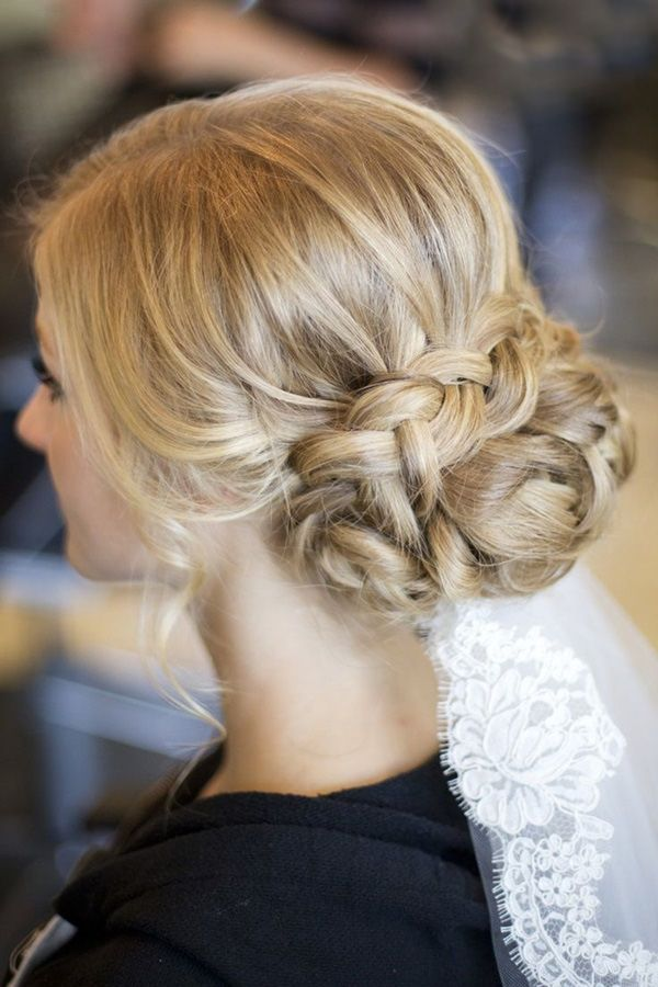 easy cool hair styles 40 amazing braided hair updos for hair http 2386