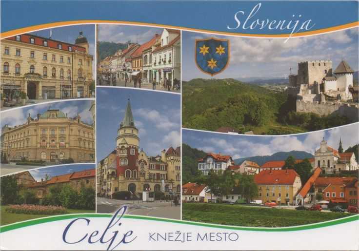 Swap - Arrived: 2016.06.09   ---       Celje, the third-largest town in Slovenia.  It is a regional center of the traditional region of Styria