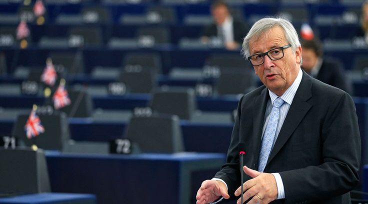 Europe must treat Russia with more decency, improve the relationship, and not let EU policies be dictated by Washington, European Commission President Jean-Claude Juncker said in a surprise speech in Germany. It is now critical for the EU to work...