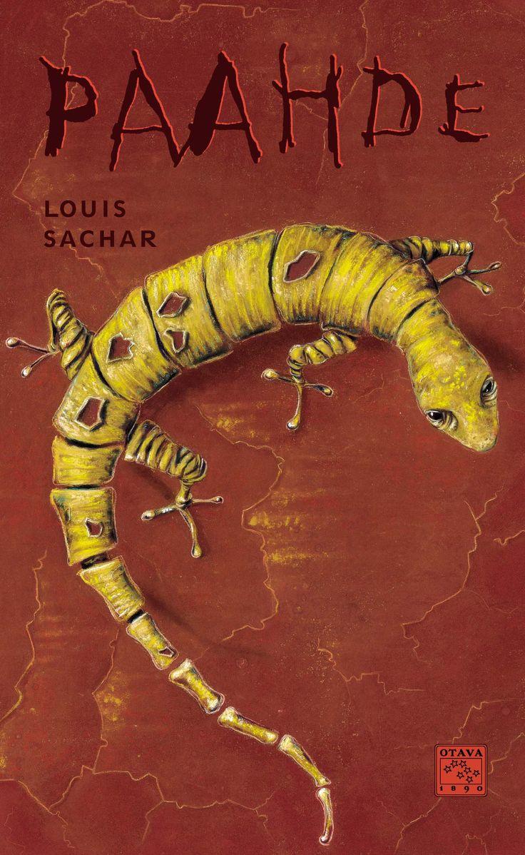 Title: Paahde | Author: Louis Sachar | Illustrator: Heli Hieta