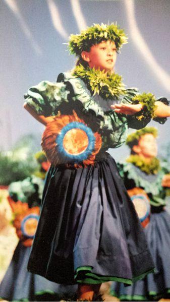 Miss Aloha Hula 2015 Contestant: Alyssa Akiyama | Mana Magazine