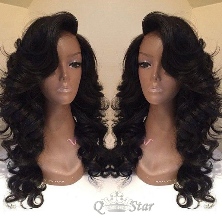 Hotselling loose wave 6A  glueless full lace wig & front lace wig brazilian virgin hair with baby hair  for black women-in Human Wigs from Health & Beauty on Aliexpress.com | Alibaba Group