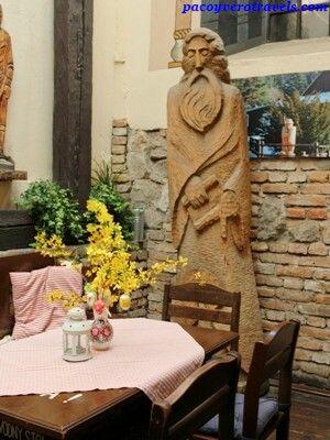 Restaurante Slovak Pub #bratislava #eslovaquia http://www.pacoyverotravels.com/2014/05/comer-bratislava-restaurante-slovak-pub.html