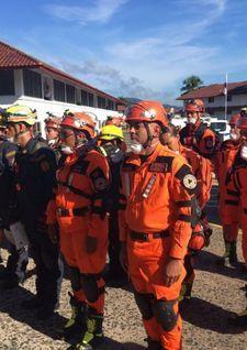Panamá adopta guía internacional de búsqueda y rescate de la ONU - Telemetro