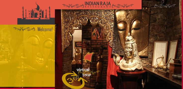 INDIAN RAJA - The exotic Indian Restaurant in the heart of Old Riga.