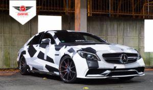 Mercedes CLS 63 S AMG