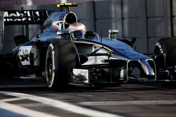 McLaren Formula 1, Magnussen - Russian Grand Prix in Pictures