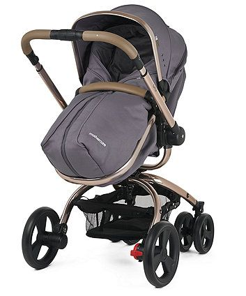 Mothercare Orb Pram and Pushchair- Teal