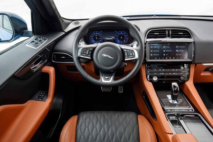 Jaguar F Pace 2020 Model Concept Price Jaguar Suv Jaguar Suv Interior Jaguar