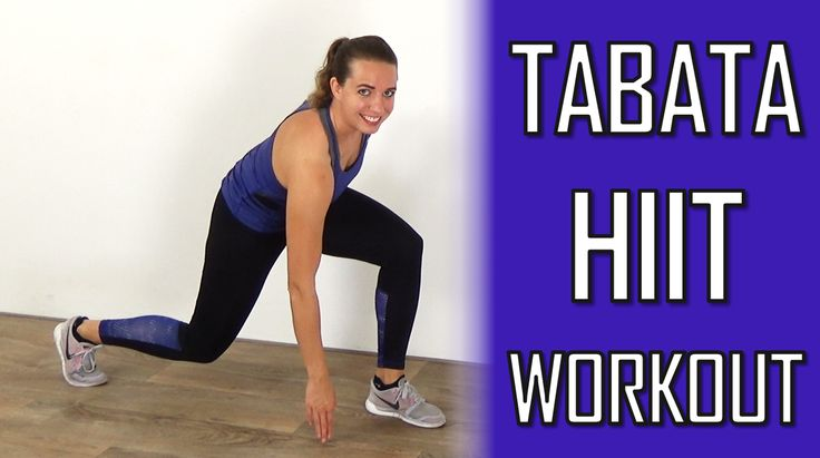 Burn belly fat fast with this effective Tabata HIIT Workout. It will help you to lose belly fat by performing both cardio HIIT exercises combined with strength elements that will target your stomach, helping it to become more flat. The workout consists of 3 different Tabata sets, meaning that they will take 4 minutes each and the exercises will be 20 seconds on – 10 seconds off. After each set you will get a short water break.  Support my efforts on Patreon…